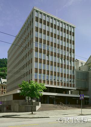 Politihuset (Knut Strand)