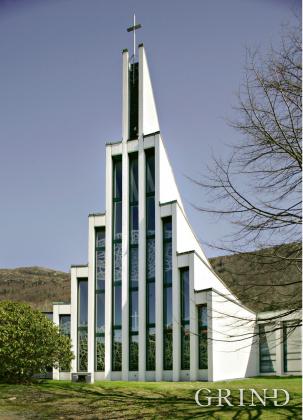 Landås kirke (Knut Strand)