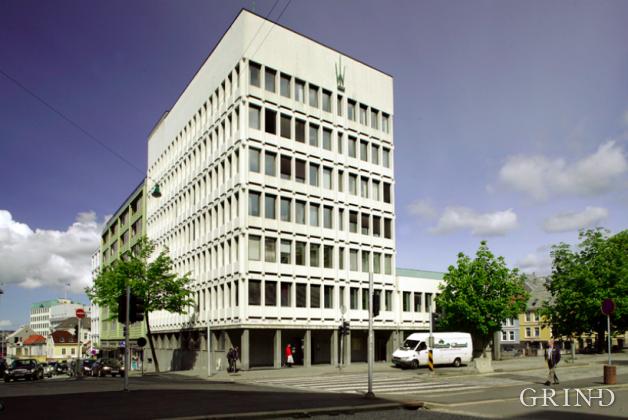 Westfal-Larsen Kontor (Knut Strand)