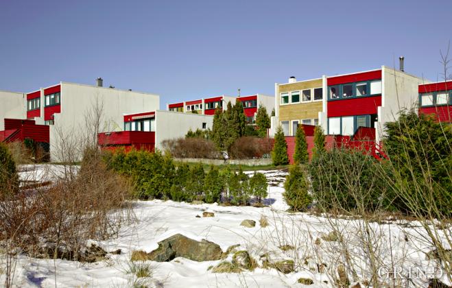 Sjømennenes boligbyggelag (Knut Strand)