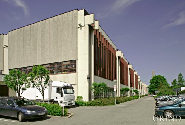 TORO Fabrikker (Knut Strand)