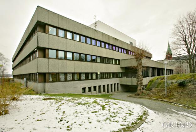 HF-Bygget (Knut Strand)