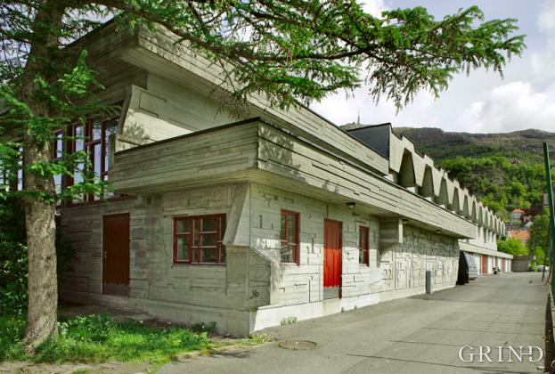 Haukelandshallen (Knut Strand)