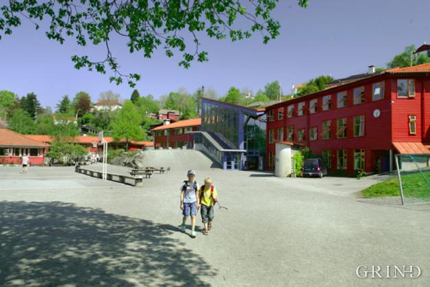 Steinerskolen (Knut Strand)