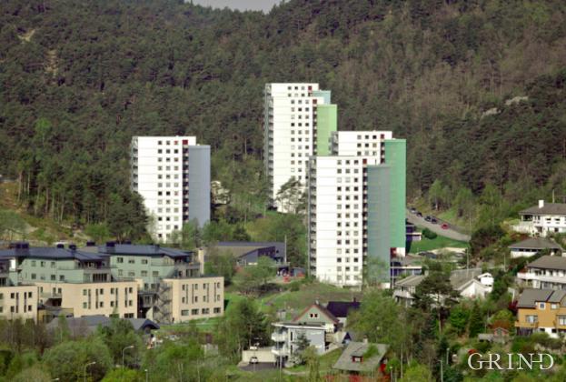 Løvåsen Borettslag (Knut Strand)