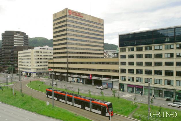 Fylkeshuset /NKP-gården (Knut Strand)