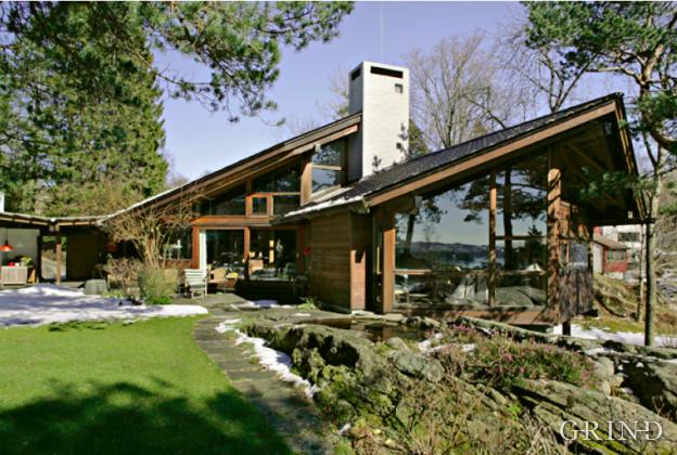Arkitektbolig Molden (Knut Strand)