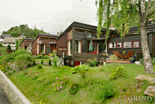Helgeplassen Borettslag (Knut Strand)