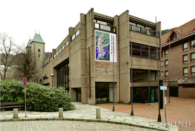 Bryggens Museum (Knut Strand)