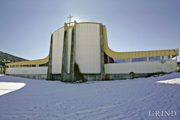 Fyllingsdalen kirke (Knut Strand)