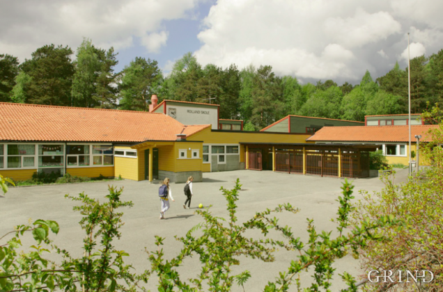 Rolland barneskole (Knut Strand)