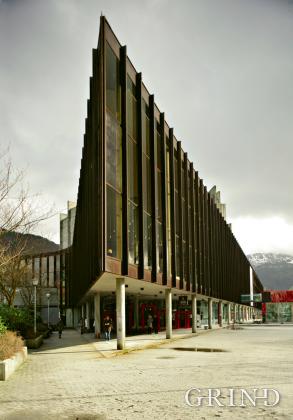 Grieghallen (Knut Strand)