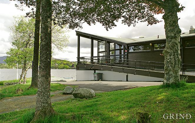 Bergens Roklubb (Knut Strand)