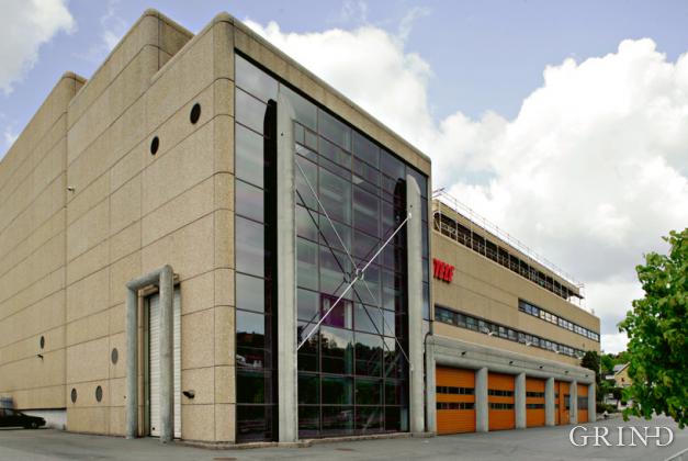 Friele Industribygg (Knut Strand)