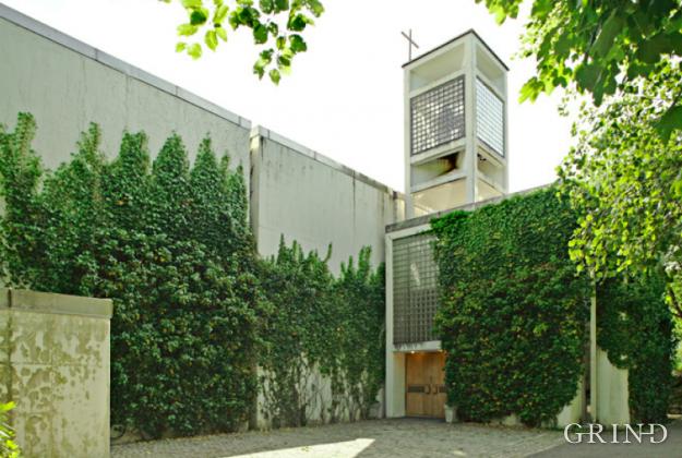 Eidsvåg kirke (Knut Strand)
