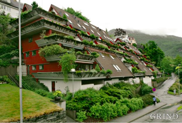 Terrasseblokk i Kalfaret (Knut Strand)