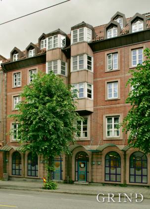 Bygård Nygaten (Knut Strand)