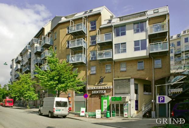 Birkebeinerkvartalet (Knut Strand)