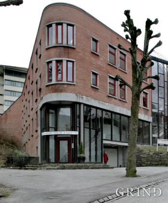 Sandviken Helse- og Sosialsenter (Knut Strand)