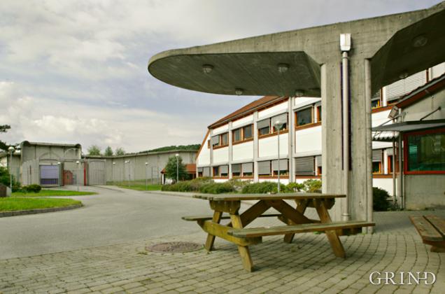 Bergen Fengsel (Knut Strand)