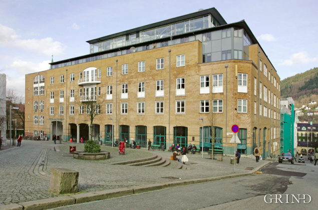 Lauritz Meltzers hus (Knut Strand)