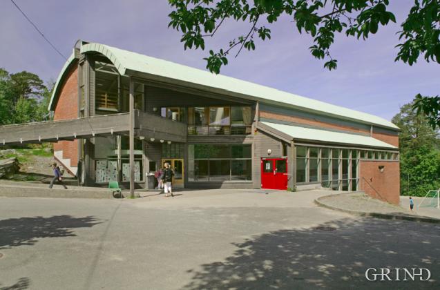 Kirkevoll skole (Knut Strand)