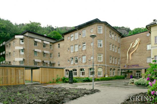 Sandviken Sykehus (Knut Strand)