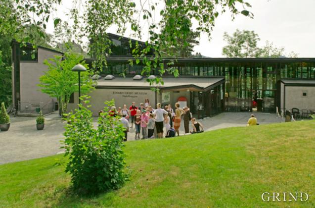Edvard Grieg Museum (Knut Strand)
