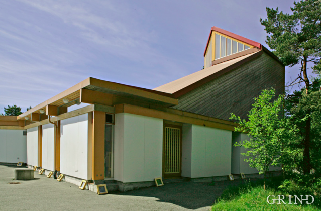 Bønes kirke (Knut Strand)