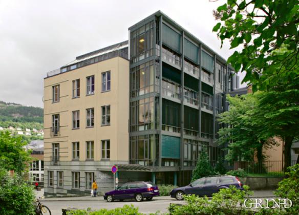 UiB Administrasjonsbygg (Knut Strand)