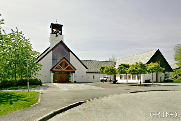 Skjold kirke (Knut Strand)