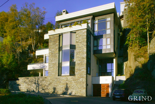 Boliger Bellevue (Knut Strand)