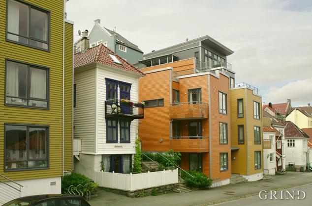 Sparresgate Borettslag (Knut Strand)