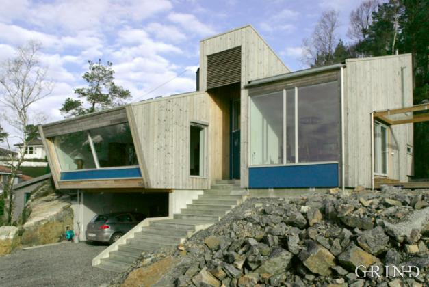 Enebolig Birkelund Herland (Knut Strand)