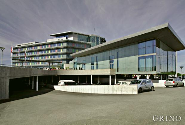 Clarion Hotel Bergen Airport (Knut Strand)