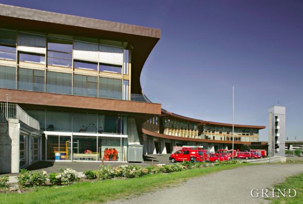 Brannstasjonen (Knut Strand)