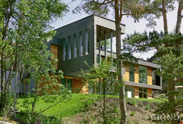Villa Storingavika (Knut Strand)