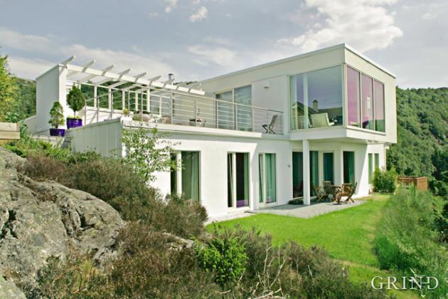 Villa Glasskaråsen (Knut Strand)