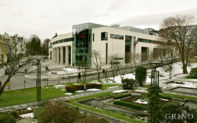 Studentsenteret (Knut Strand)
