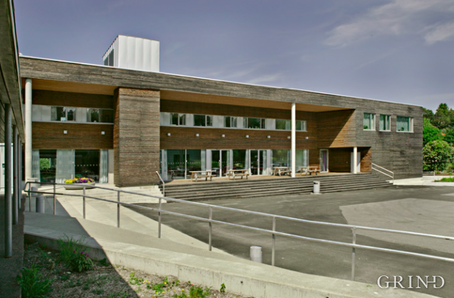 Tertnes Videregående skole (Knut Strand)