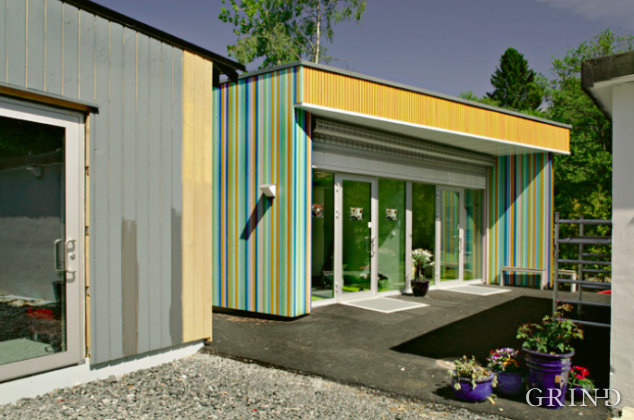 Steinerskolen på Skjold (Knut Strand)