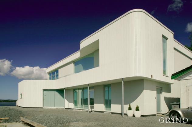 Villa Glittenberg (Knut Strand)