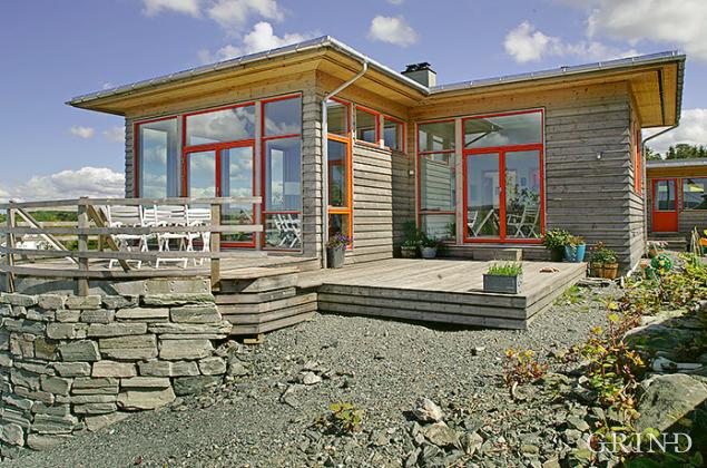 Villa Hjellestad (Knut Strand)