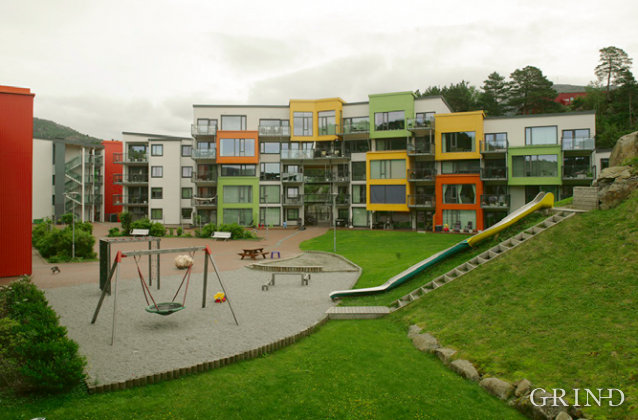 Løvåshagen Borettslag (Knut Strand)