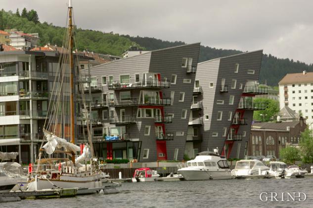 Ternen Borettslag (Knut Strand)