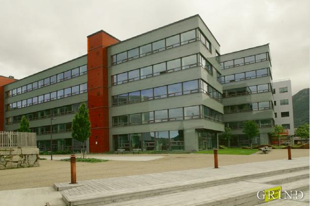 Høyteknologisenteret, Bygg C og D (Knut Strand)