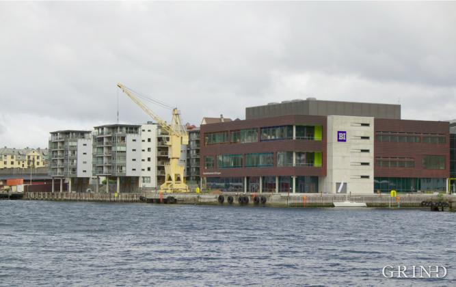 Bedriftsøkonomisk institutt (Knut Strand)