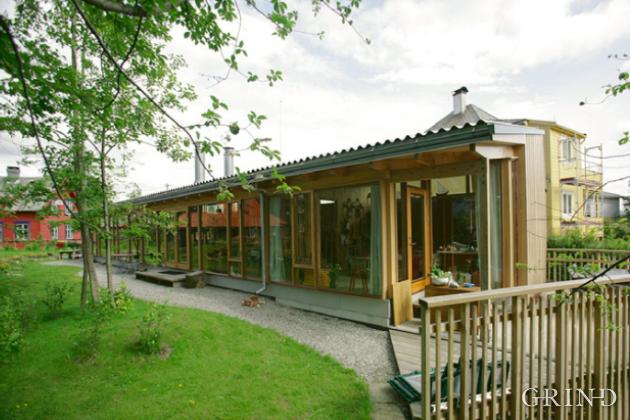 Tonni sitt hus (Knut Strand)