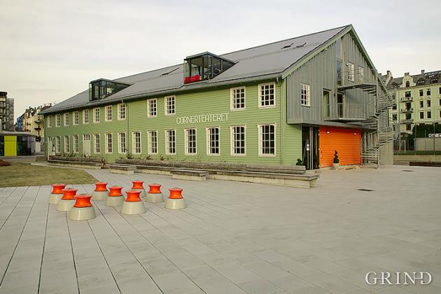 Cornerteateret (Knut Strand)