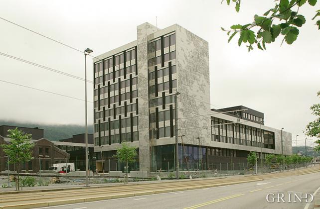 Høgskolen i Bergen (Knut Strand)